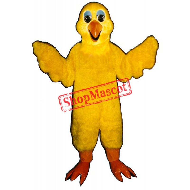 Bird Feathers Mascot Costume