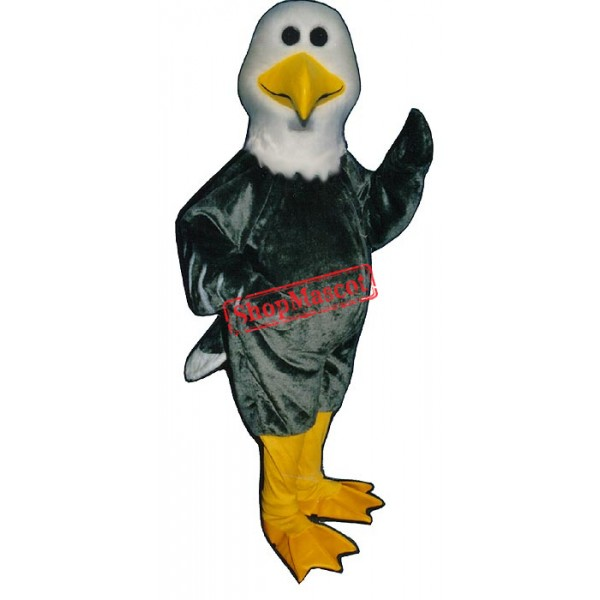 Allen Albatross Bird Mascot Costume