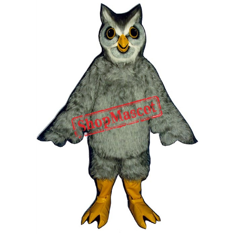 sc 1 st  ShopMascot.com & High Quality Grey Owl Mascot Costume