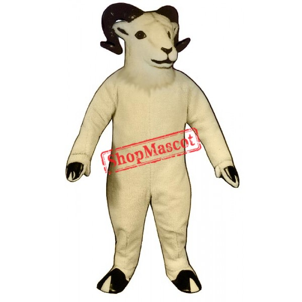 Big Horned Sheep Mascot Costume