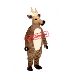 Sleepy Deer Mascot Costume