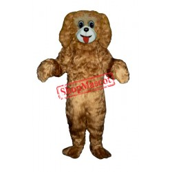 Cocker Spaniel Dog Mascot Costume