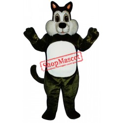 Comic Cat Mascot Costume