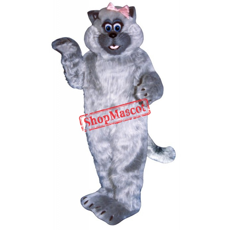 Tabitha Cat Mascot Costume