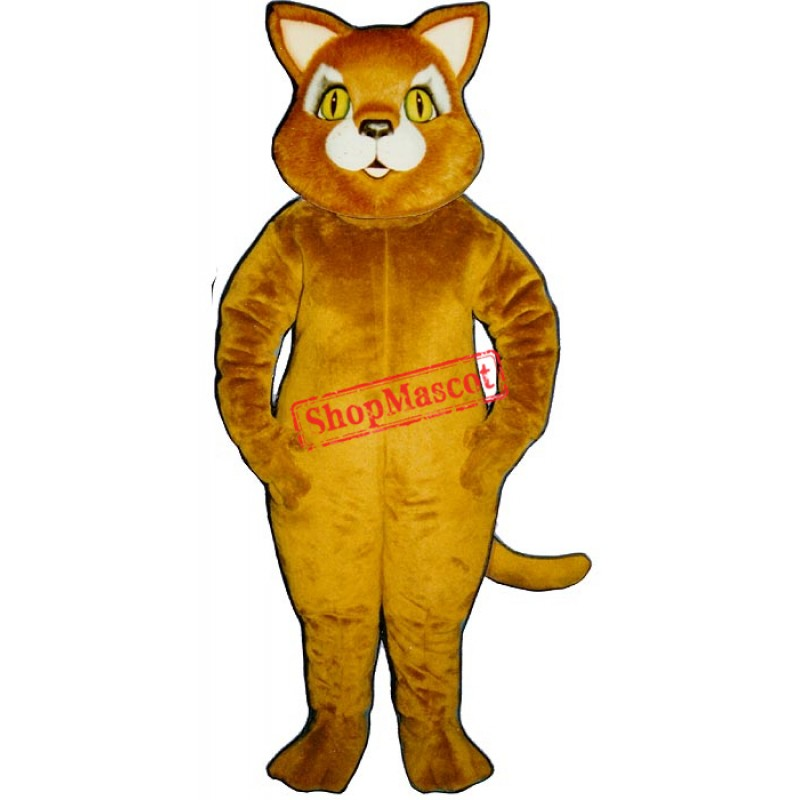 Cinnamon Cat Mascot Costume