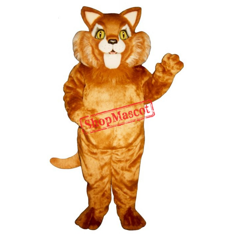 Thomas Cat Mascot Costume