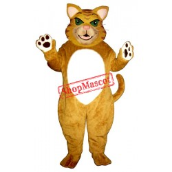 Sugar Kitty Mascot Costume
