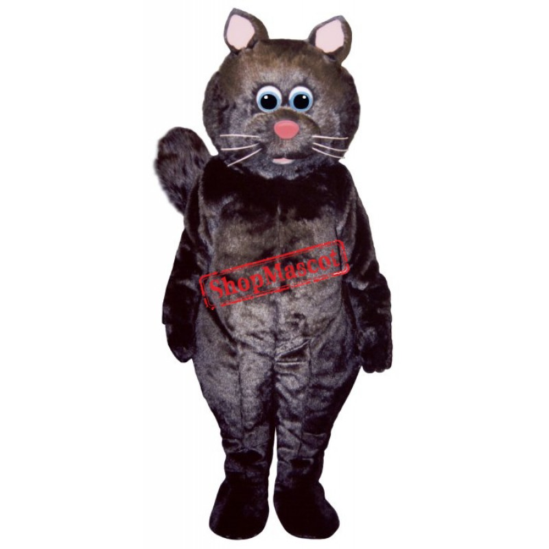 Big Kitty Mascot Costume