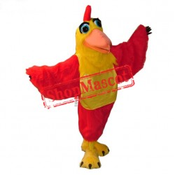 Chicken & Turkey Mascot Costume