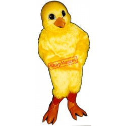 Little Peep Chicken Mascot Costume