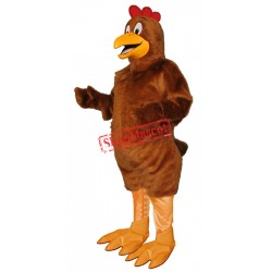 Hen Chicken Mascot Costume