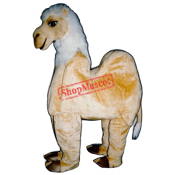 Two Man Camel Mascot Costume