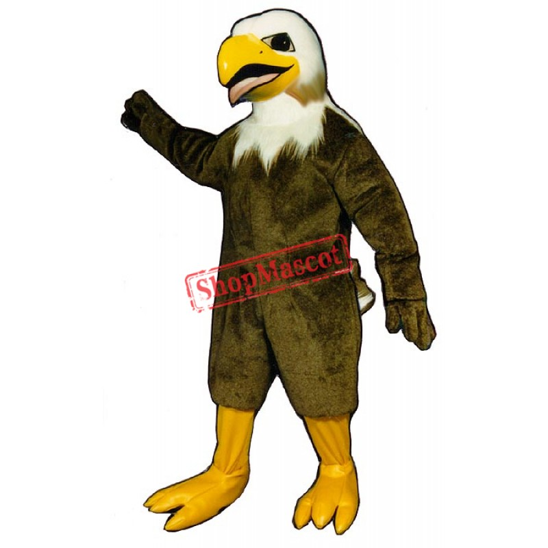 Screaming Eagle Mascot Costume