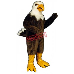Cute Eagle Mascot Costume