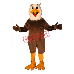 Happy Eagle Mascot Costume