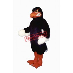 Fighting Hawk Mascot Costume