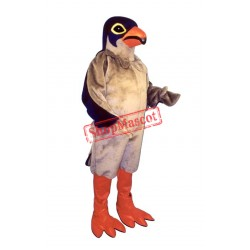 Red Legged Hawk Mascot Costume