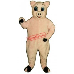 Jolly Pig Mascot Costume