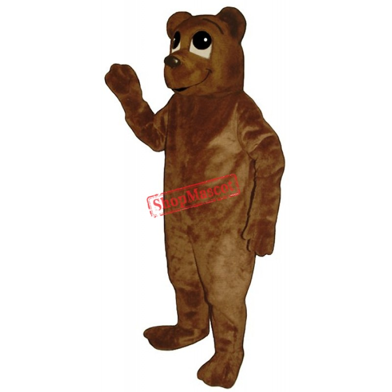 Grundy Groundhog Mascot Costume