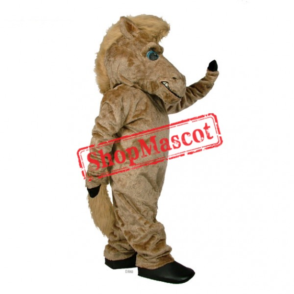 Pepper Wild Stallion Mascot Costume
