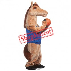 Mustang (shirt not included) Mascot Costume