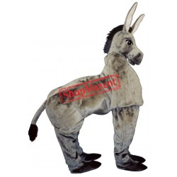 Two Man Donkey Mascot Costume