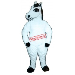 Harriet Horse Mascot Costume