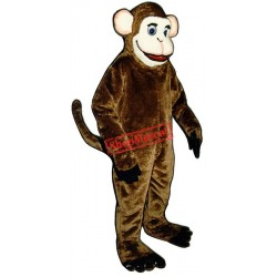 Monkey Business Mascot Costume