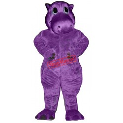 Harry Potamus Mascot Costume