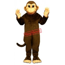 Mischevious Monkey Mascot Costume