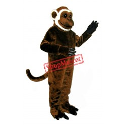 Bearded Monkey Mascot Costume