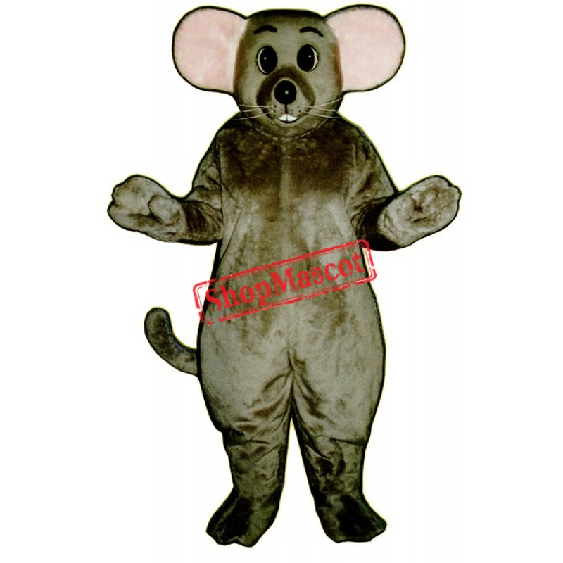 Christopher Mouse Mascot Costume