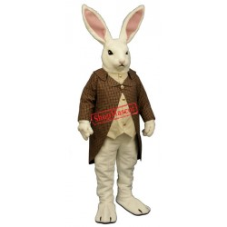 Heir Lapin Rabbit Mascot Costume