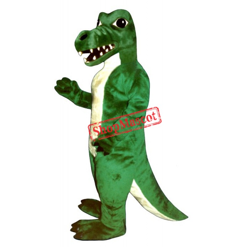 Hungry Gator Mascot Costume