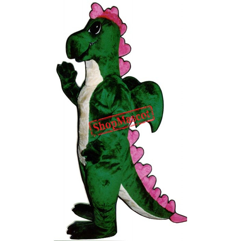Magical Dragon Wings Mascot Costume