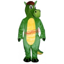 Dopey Dragon Mascot Costume
