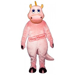 Baby Dragon Mascot Costume