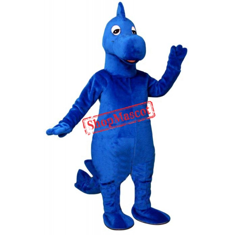 Dilly Dino Mascot Costume