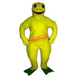 R.K. Toad Frog Mascot Costume