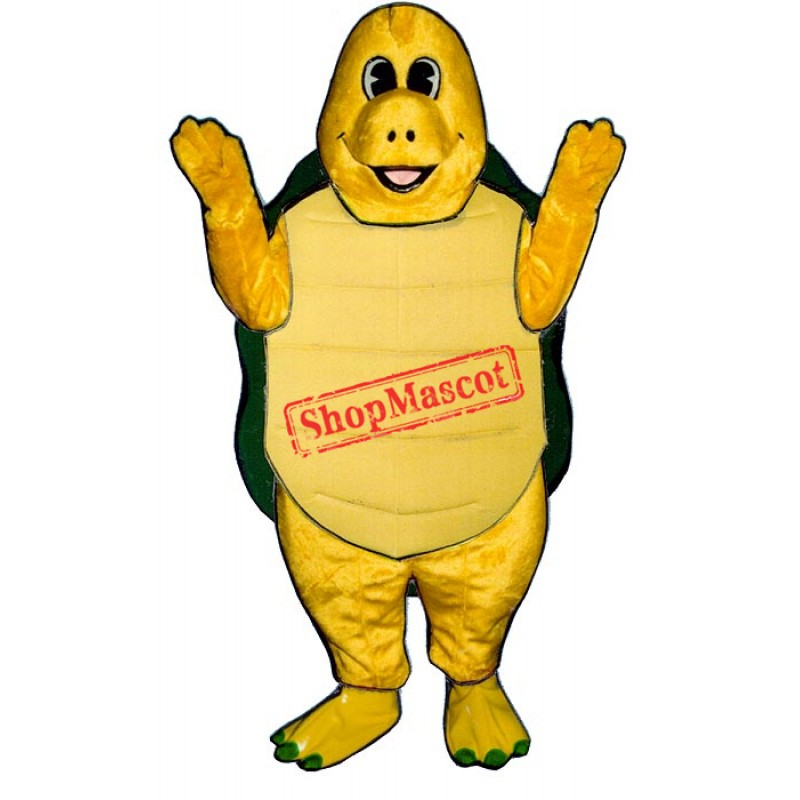 Terry Turtle Mascot Costume