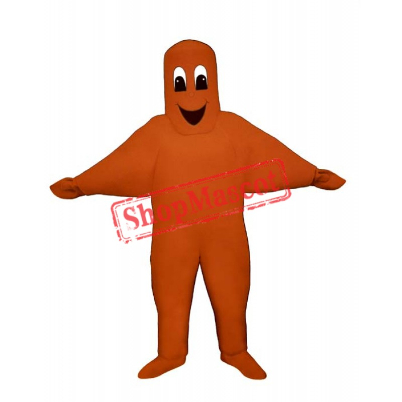 Star Fish Mascot Costume