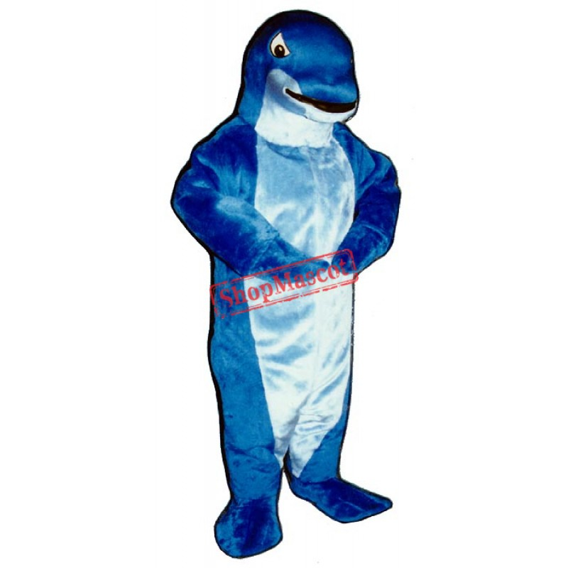 Barracuda Mascot Costume