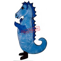 Henry Seahorse Mascot Costume