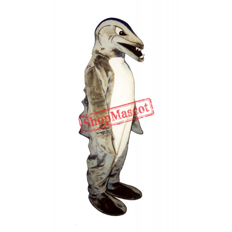 Killer Shark Mascot Costume