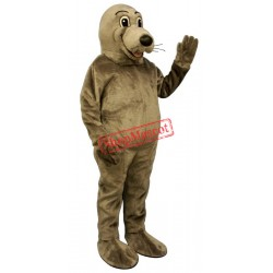 Silly Seal Mascot Costume