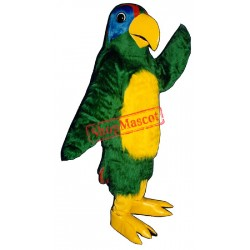 Polly Parrot Mascot Costume
