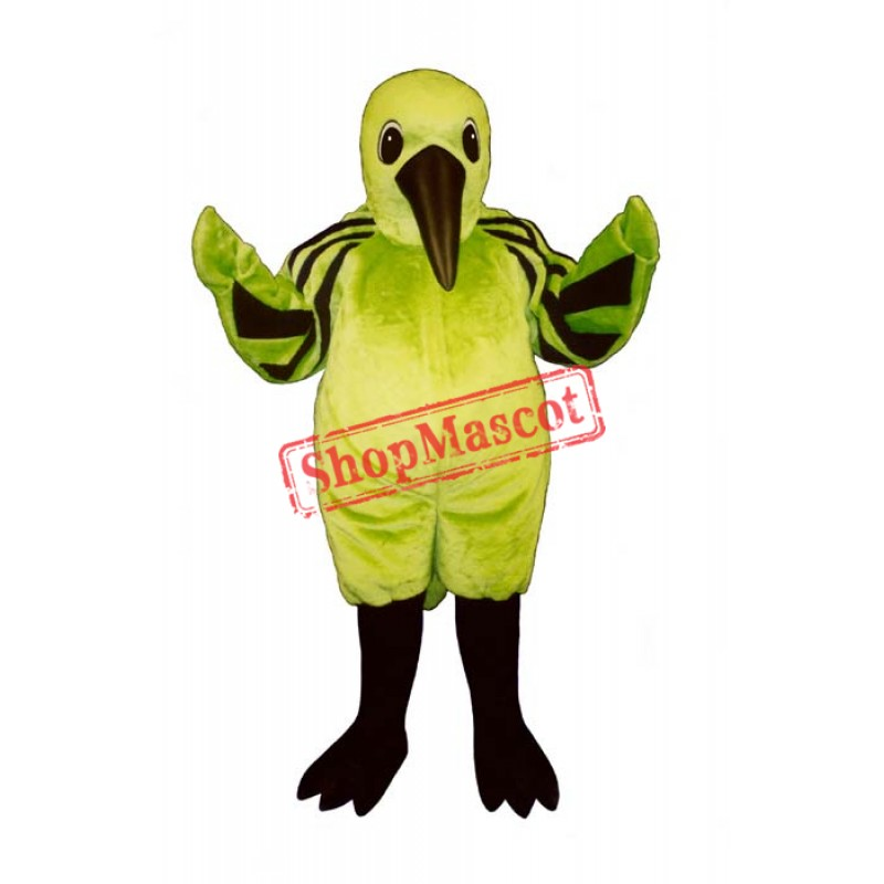 Humming Bird Mascot Costume