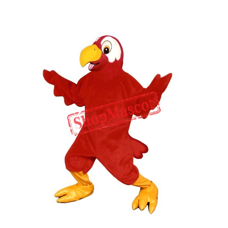Marty Macaw Mascot Costume
