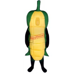 Cute Corn Mascot Costume
