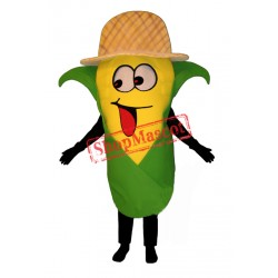 Crazy Corn Mascot Costume